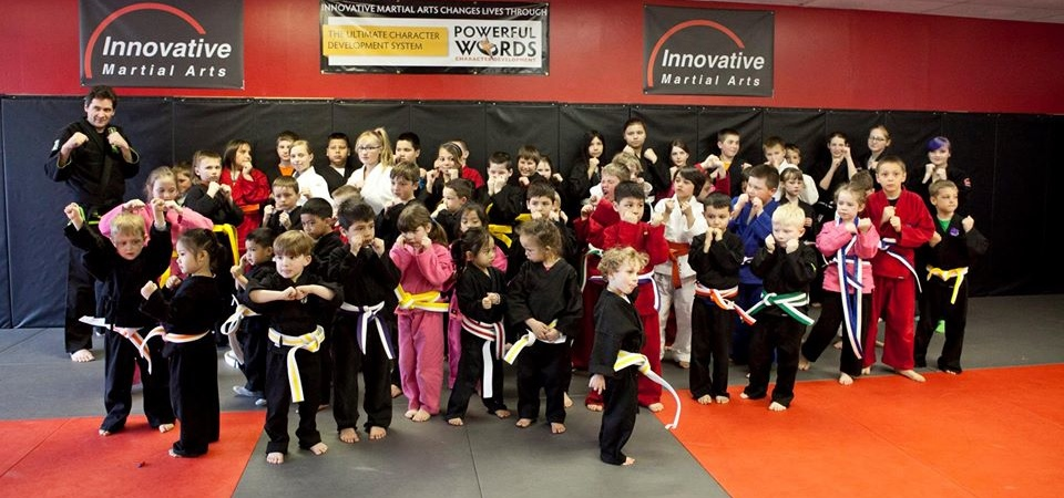Kids Martial Arts Winnipeg