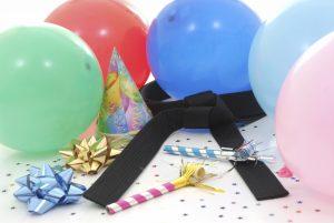 Martial Arts Birthday
